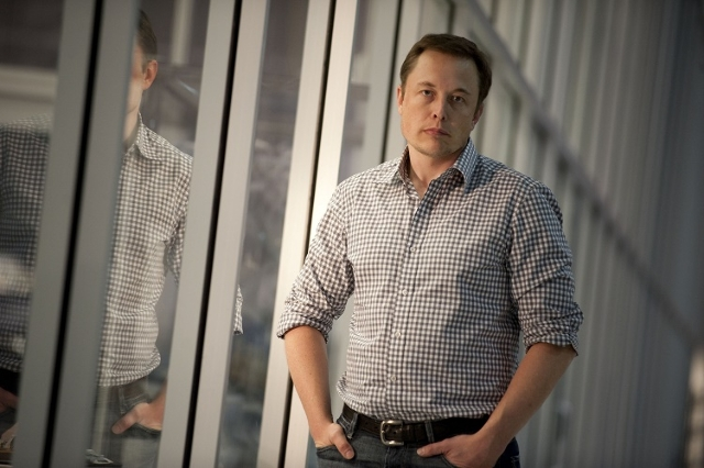Elon Musk is CEO and Chief Designer of SpaceX. He is also CEO and Chief Product Architect of Tesla Motors. Musk founded SpaceX in 2002, Tesla in 2003. (SpaceX/CNN)