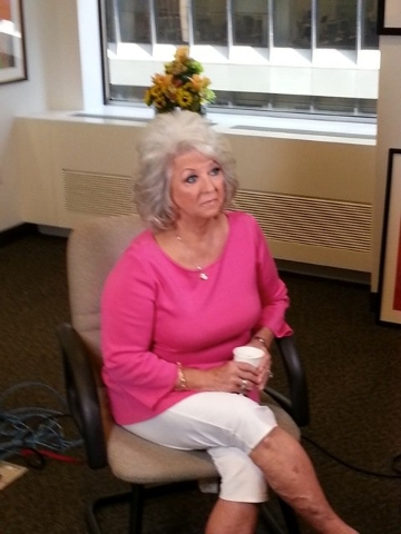 """Paula Deen is one of the new cast members for """"Dancing with the Stars."""" (CNN)"""