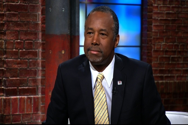 """Potential presidential candidate Ben Carson doesn't want to talk about LGBT issues. The neurosurgeon insisted Thursday on CNN's """"New Day"""" that the topic is """"a personal i ..."""