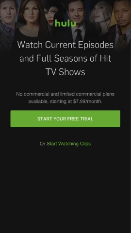 "Now you can skip all the ads on Hulu -- if you're willing to pay a few extra bucks a month. Hulu, the streaming service owned by NBC, ABC and Fox, announced a ""commercial-free option&qu ..."