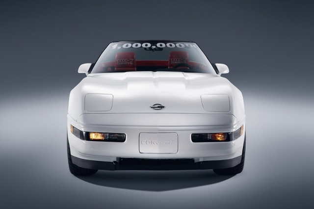 Nearly 19 months after it was crushed at the bottom of giant sinkhole at Kentucky's National Corvette Museum, the iconic 1 millionth Corvette has been restored in 2015. The White LT1 convert ...
