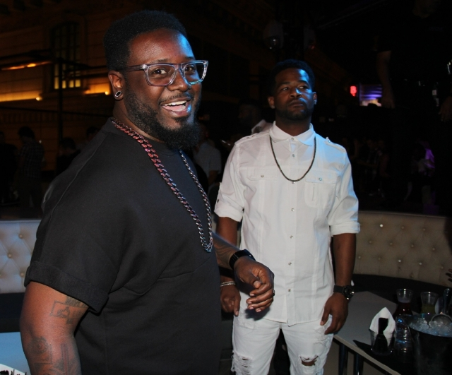 TPain at Chateau Nightclub on Friday, Sept. 4, 2015. (Chateau)