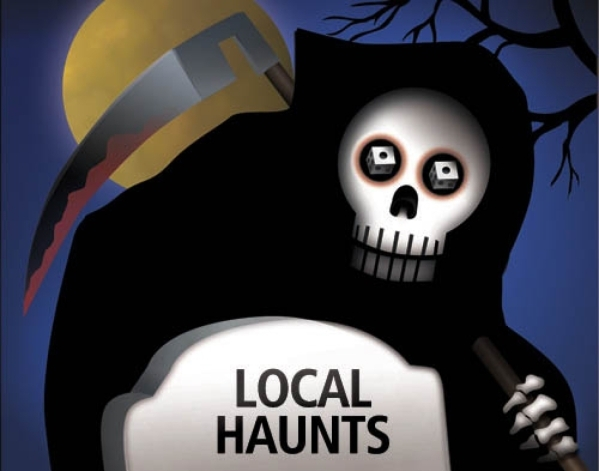 Reader callout: Hunting for haunted locations