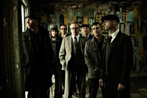 Flogging Molly visits the Cosmo on Friday.