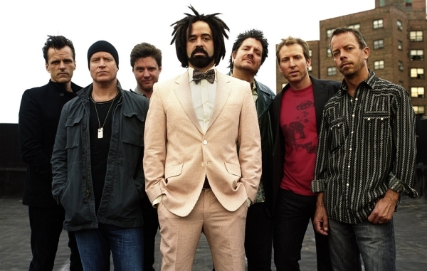 Counting Crows perform Saturday at the Boulevard Pool. COURTESY PHOTO