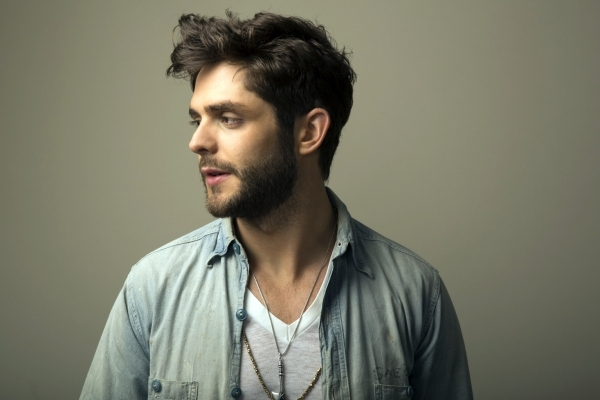Country singer Thomas Rhett comes to town this weekend as part of the Route 91 Harvest Festival. COURTESY PHOTO