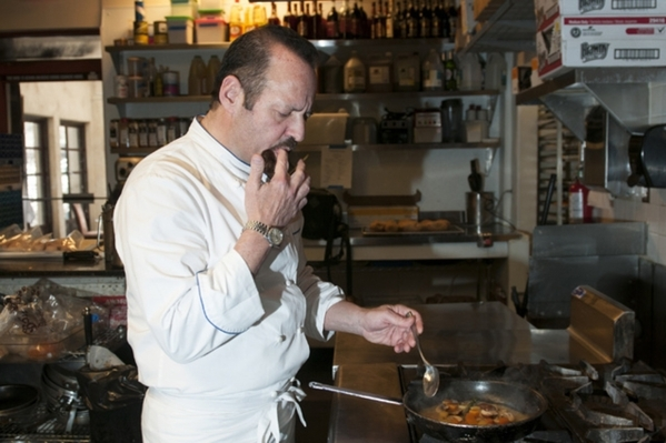 After running Alex and Stratta on the Strip, chef Alex Stratta in April opened a tapas restaurant at Tivoli Village. ERIK VERDUZCO/LAS VEGAS REVIEW-JOURNAL