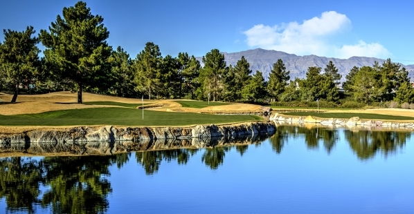Desert Pines Golf Club's future changes will benefit an already well-established course. (Special to View)