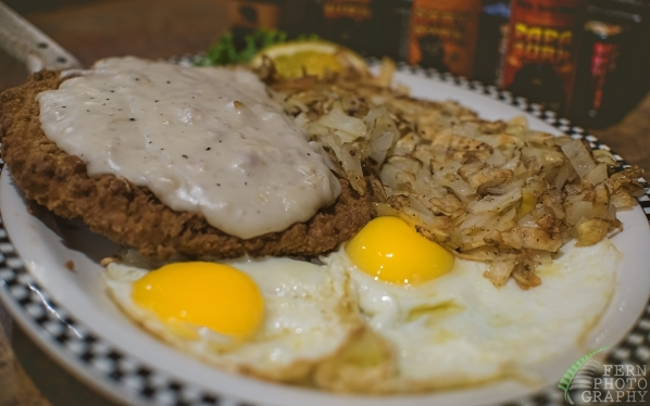 Black Bear Diner 2751 N Green Valley Parkway Offers A Variety Of American Comfort Food Such As The Bigfoot Chicken Fried Steak And Eggs Served With Hash Browns Bacon And Two Biscuits