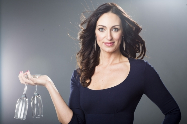 """Mixologist Mia Mastroianni is a feature of TV's """"Bar Rescue"""" and has been working with the Social bar at the Palms in Las Vegas. (Courtesy)"""
