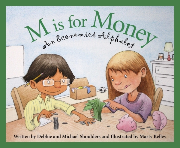 Book review: 'M is for Money' packed with pint-size economics lessons