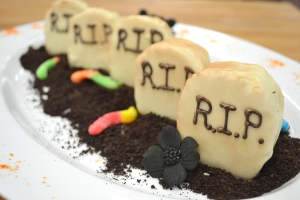 Who needs bad candy when you can celebrate Halloween with these treats?