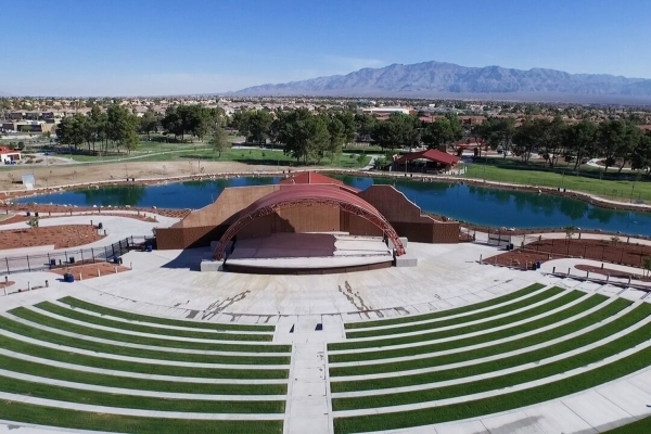 Clark County Amphitheater Seating Brokeasshome Com