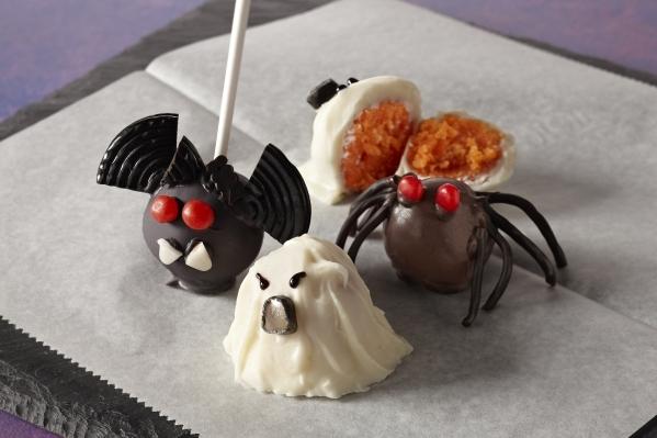 Creepy Crawly Cake Truffles are surprisingly easy to make. (courtesy McCormick & Co.)