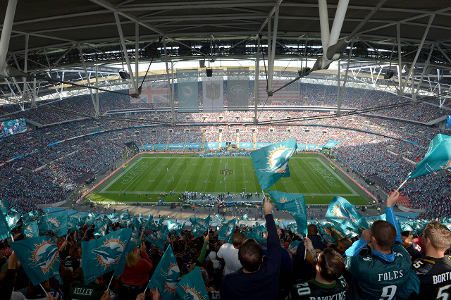 NFL to play in London, possibly other international sites ...