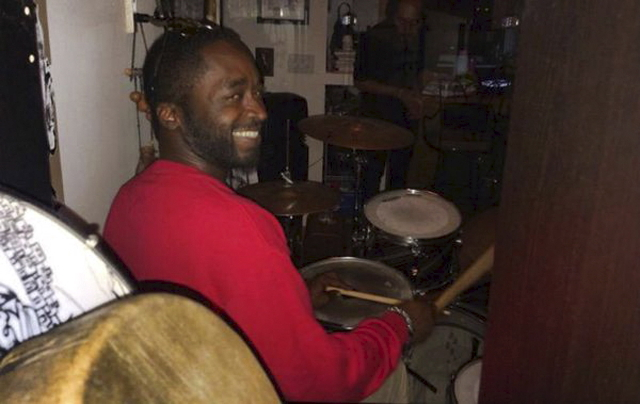 Corey Jones, 31, a professional drummer, was shot and killed by a police officer in plain clothes on Sunday, Oct. 18, 2015. (Florida State University National Black Alumni, Inc./Reuters)