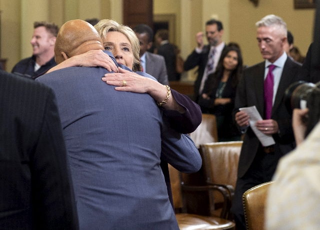 Here's what came out of 11-hour Benghazi hearing | Las ...