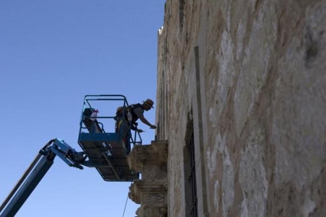 Alamo (Reuters/Adrees Latif)