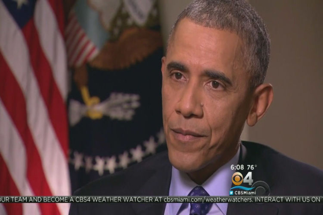 President Obama Weighs In On Presidential Race (CBS Miami/NDN)