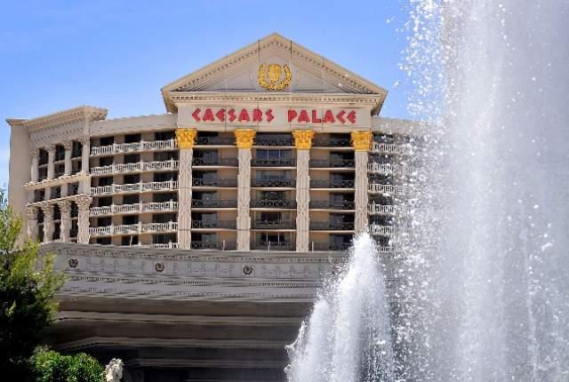 Caesars Palace in Las Vegas (David Becker/Las Vegas Review-Journal file)