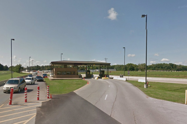 Fort Campbell (Google Street View)
