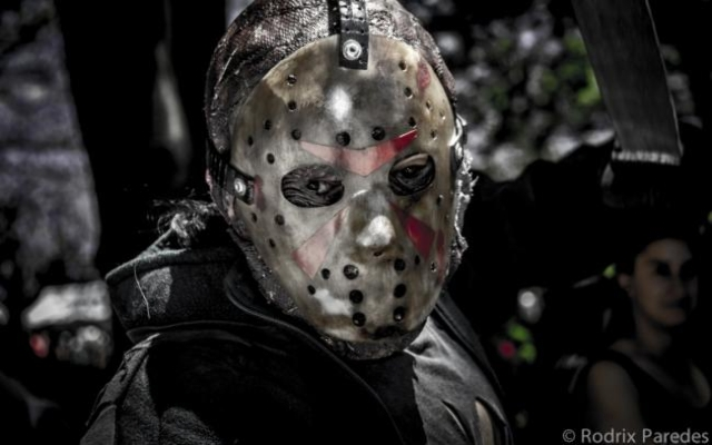 Friday the 13th (Rodrix Paredes)