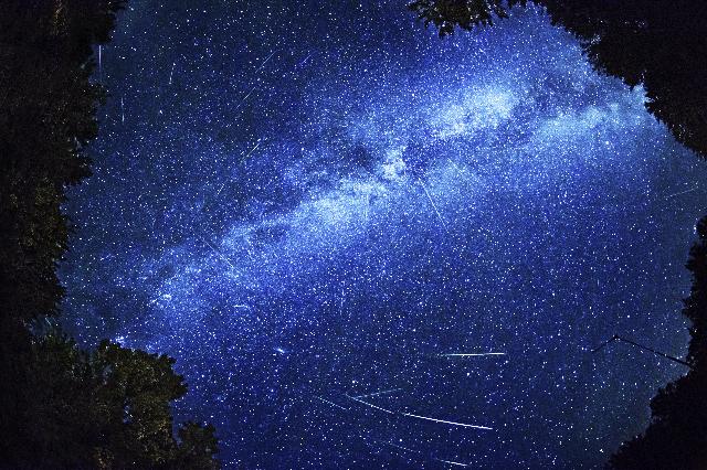 Perseid Meteor Shower (Thinkstock)