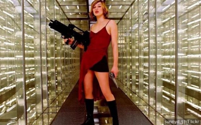 Resident Evil (sunnyd_57/Flickr)