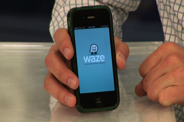 Google announced Tuesday that it has acquired Waze, a highly sought-after social mapping service. (CNN Money)