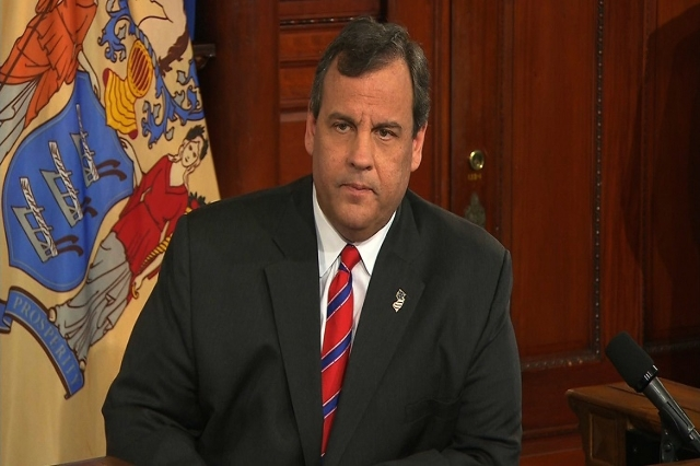 Governor of New Jersey, Chris Christie (CNN)