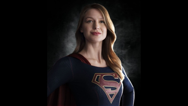 "'Supergirl"" is flying to CBS' Monday night lineup starting in November, 2015. Melissa Benoist portrays the comic book superhero. (CNN)"