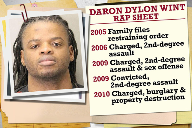 Darron Dellon Dennis is charged with the killing of three members of a prominent Washington, D.C. family and their housekeeper did not act alone, prosecutors said they believe. Wint made his first ...