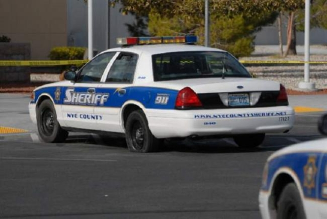 Nye County Officer Suspect Swap Cars During Wild Chase