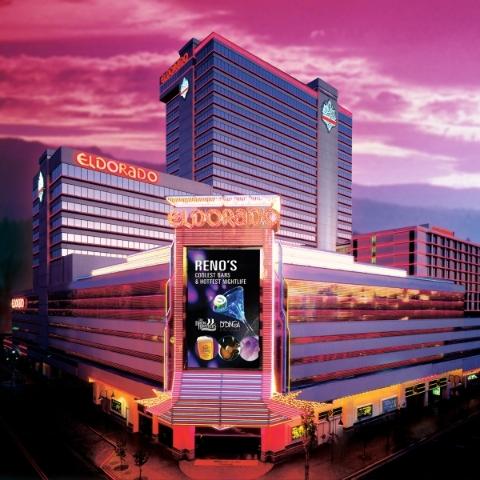 The Eldorado is seen in downtown Reno. (Courtesy/Eldorado Resorts)