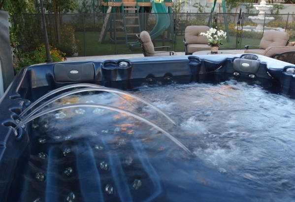 Design and features of portable hot tubs have advanced over the years with contoured seating, special hydrotherapy jets, water and lighting features, providing homeowners with a personalized place ...