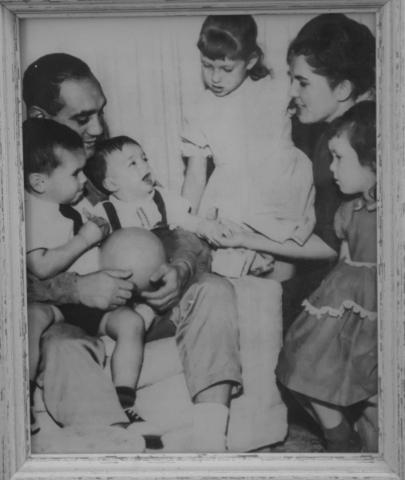 Jerry and Lois Tarkanian are shown in this undated family photo. Photo courtesy Tarkanian family