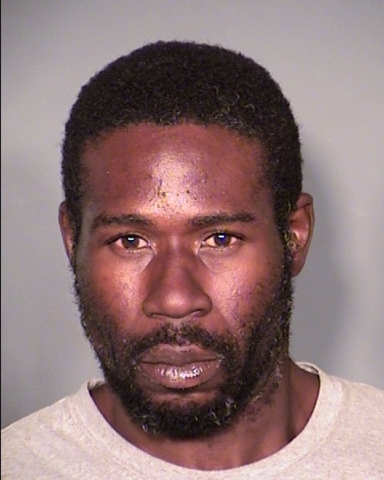 Kelvin James. Courtesy, Las Vegas Metropolitan Police Department