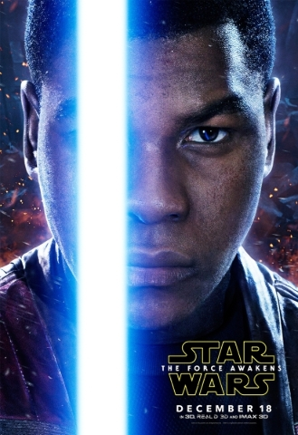 Check out the new 'Star Wars: The Force Awakens' posters