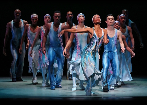 "The Las Vegas Contemporary Dance Theater debuts Alvin Ailey's ""Night Creature"" -- which LVCDT founder Bernard Gaddis performed when he was a member of the Ailey company -- at the t ..."