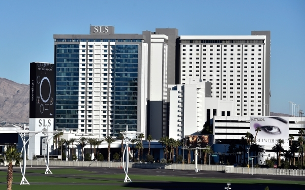 Conveniently located near the Fabulous Las Vegas Strip, Las Vegas Convention Center, UNLV and McCarran Airport. Each room is elegantly appointed with Wi-Fi w/data ports & voicemail, coffee maker, iron and ironing board, hairdryer and a work desk/5().