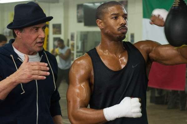 """""""Creed."""" (MGM Pictures Inc. and Warner Bros. Pictures)"""