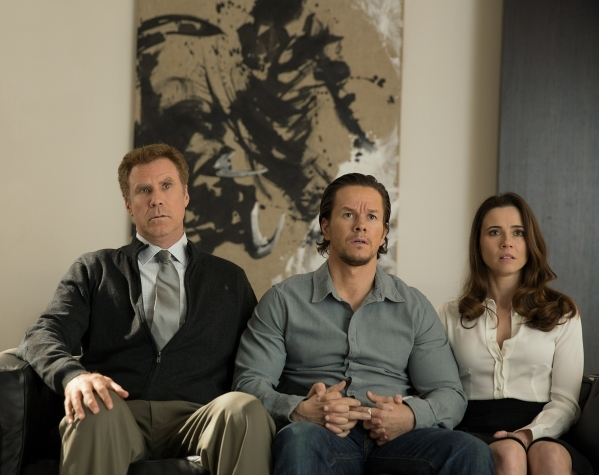 """Will Ferrell and Mark Wahlberg in """"Daddy's Home."""" (Paramount Pictures and Red Granite Pictures)"""