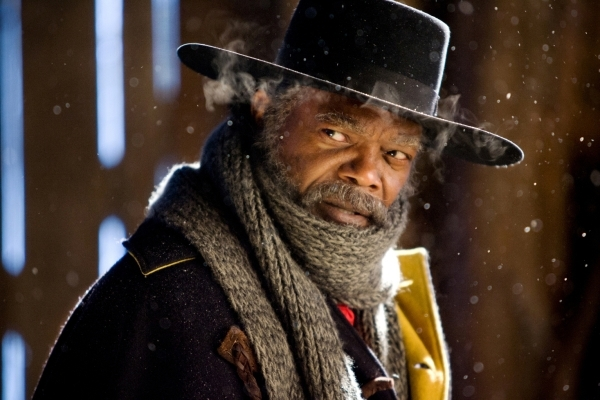 """Samuel L. Jackson stars as Major Marquis in """"The Hateful Eight."""" (Andrew Cooper/Weinstein Company)"""