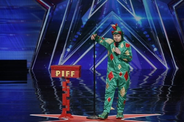 Piff The Magic Dragon -- (Eric Liebowitz/NBC)