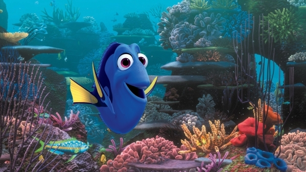 (Pictured) DORY. ¬©2013 DisneyþÄ¢Pixar. All Rights Reserved.