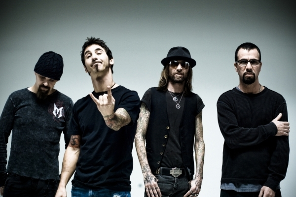 Godsmack wraps up its tour with a show Saturday at the Palms' Pearl. (Courtesy Photo)