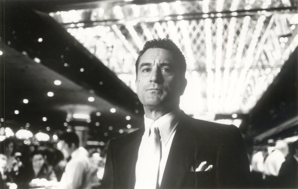 "Robert De Niro as Ace is shown in a publicity photo from the movie ""Casino."" Photo Universal Pictures"