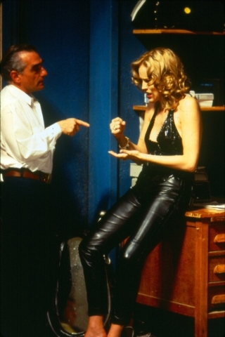 "Sharon Stone as Ginger and Robert De Niro as Ace are shown in a publicity photo from the movie ""Casino."" Photo Universal Pictures"