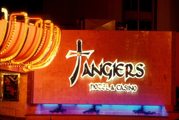 "10/14/1994  The Landmark Hotel is transformed into the mythical hotel ""Tangiers"" for the movie ""Casino""."