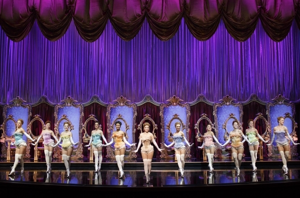 "The classic-Broadway revue ""ShowStoppers"" is closing in on its first anniversary at the Wynn Las Vegas. JOAN MARCUS/COURTESY PHOTO"